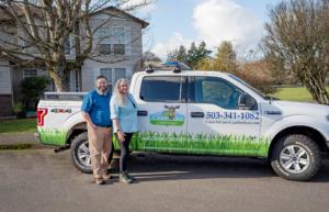 clean air lawn car eoregon city owners